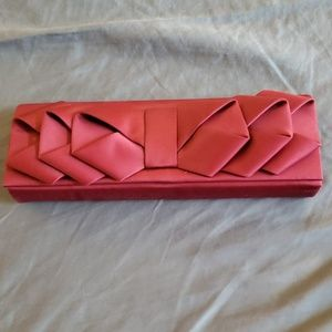 2/$8 maroon clutch